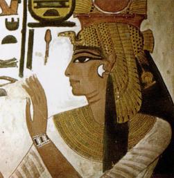 Украшения египтян